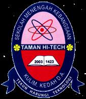 SMK Taman HiTech Lencana Sekolah